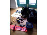 Scuba diving kit - bundle for sale  Pembrokeshire