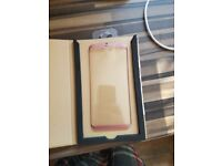 Screen protector for Samsung S8 Plus in rose gold