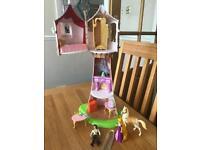 Disney rapunzel tangeled tower