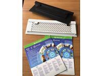 Xbox one s stand + bonuses