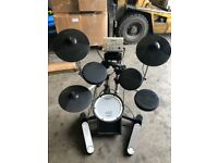 Roland Electric Drum Kit with speaker