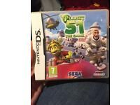 Planet 51 the Game for Nintendo DS
