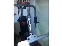 For sale , pro power multi gym . good condition grate for getting started