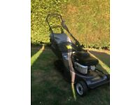 Weibang legacy 56 pro lawnmower (serviced)