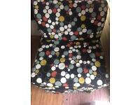 Lyksele Lovas Chair Bed