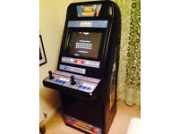 Full Size Arcade Machine with over 6000 classic arcade games