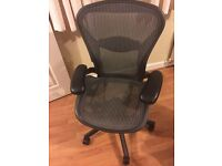 Herman Miller Aeron Office Chair used great condition