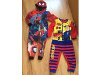 Onesie 3-4 and 4-5years