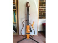 Yamaha SLG130NW Nylon String electric guitar immaculate
