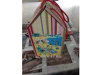 3D Beach Hut Bag