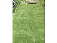 BRAND NEW AND CHEAP - Assorted sizes of 20mm Casablanca Artificial Grass