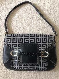 Givenchy leather monogrammed ladies bag
