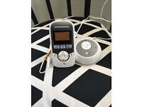 Motorola Timer Audio Baby Monitor