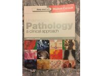 Nursing textbook Underwood's Pathology a clinical approach
