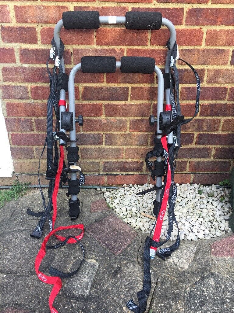 Brand new bike rack for Vauxhall