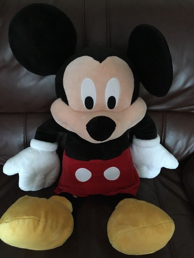 Disney Store Large Mickey Mouse