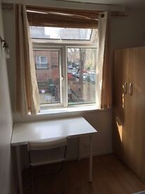 SUPER COSY DOUBLE ROOM FOR SINGLE USE IN BETHNAL GREEN