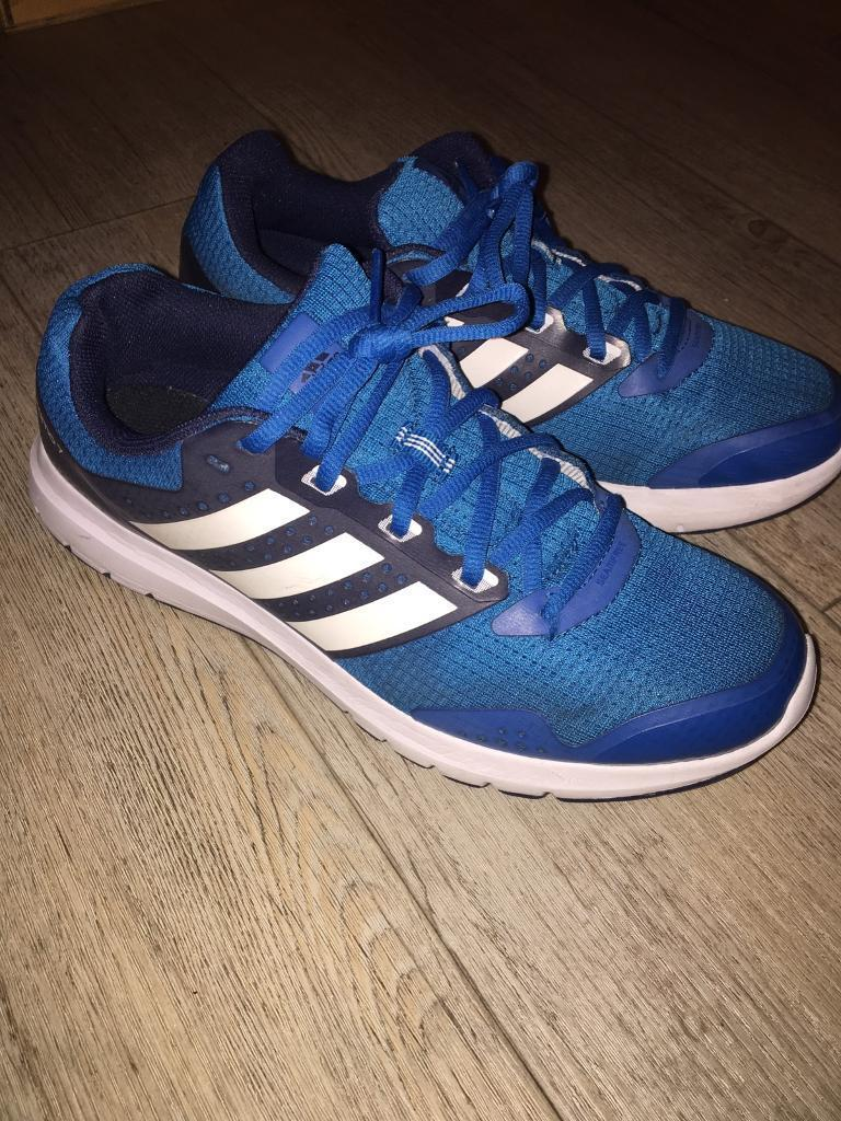 Adidas Running Shoes Great Condition size 8in Clapham, LondonGumtree - High quality Adidas duramo running shoe in blue. Size is mens UK 8. Bought 2 months ago and only worn a few times so still in great condition