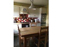Second hand kitchen for sale, L shape