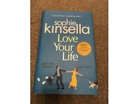 Sophie Kinsella Love your Life Book
