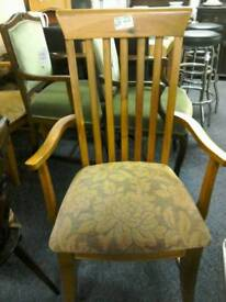 Carver dining chairs #30157 £40