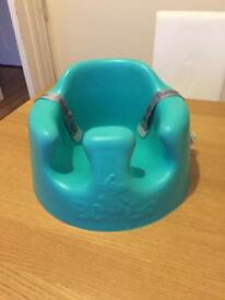 2017 Bumbo with harness and tray. Great condition.