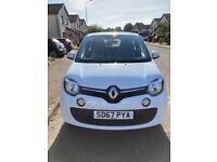 Renault, TWINGO, Hatchback, 2017, Manual, 999 (cc), 5 doors