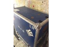 4x12 cab flight case