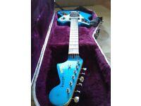 Fender Jaguar HH Crafted In Japan, Lake Placid Blue