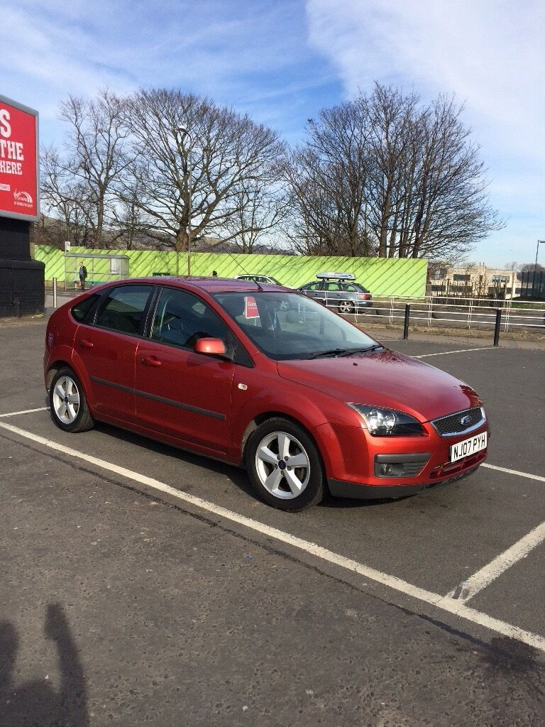 Ford Focus 2007 long mot cheap reliable car may px or swap