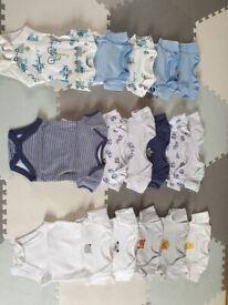 Newborn boy bundle large