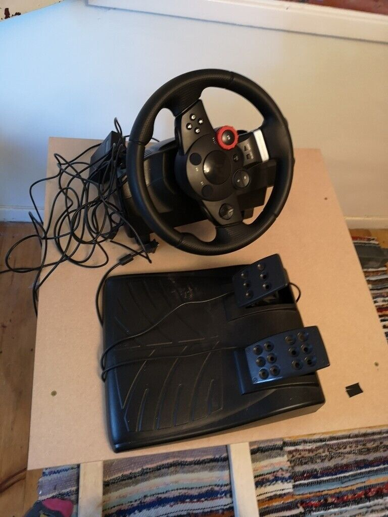 aefee8b80a0 Logitech driving force GT | in Cambridge, Cambridgeshire | Gumtree