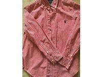 Ralph Lauren shirt boys age 8-10