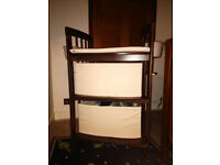 Stokke Care Walnut Changing Table - Excellent Condition
