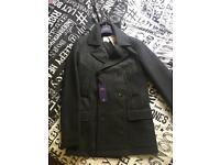 Men's tailored coat