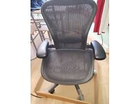New Herman Miller Aeron Size B (Medium) Task Chair