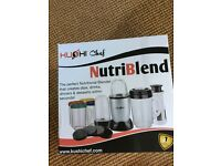 Brand new unopened nutriblend