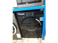 Beko black 9kg 1400spin Aquatech washing machine. £329. new/graded. 12 month guarantee