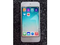 Apple iPod touch 5th gen 32GB excellent condition with charger, silver fifth generation, Sheffield