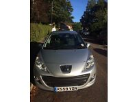 peugeot 207 1.6 HDI Sport for quick sale