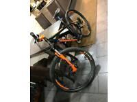 Carrera sulcata mountain bike