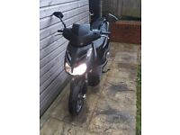 Sport City Cube 300 Reg As 125cc NOT (Gilera Vespa R125)