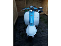 1960 Li125 Series 2 Lambretta Scooter