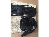 G-Mac urban armour waterproof motorcycle jacket