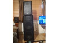 Intimidation Speakers For sale