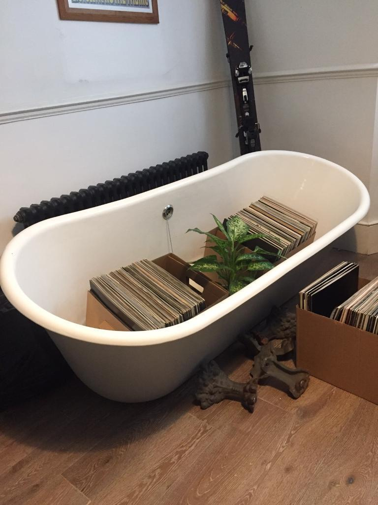 Bath tub with feet | in North West London, London | Gumtree