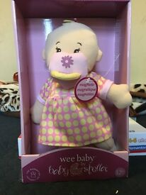 Wee baby by baby Stella £10
