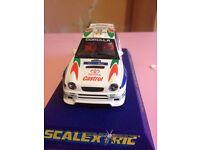 Scaletrix Toyota Corolla WRC - Carlos Sainz
