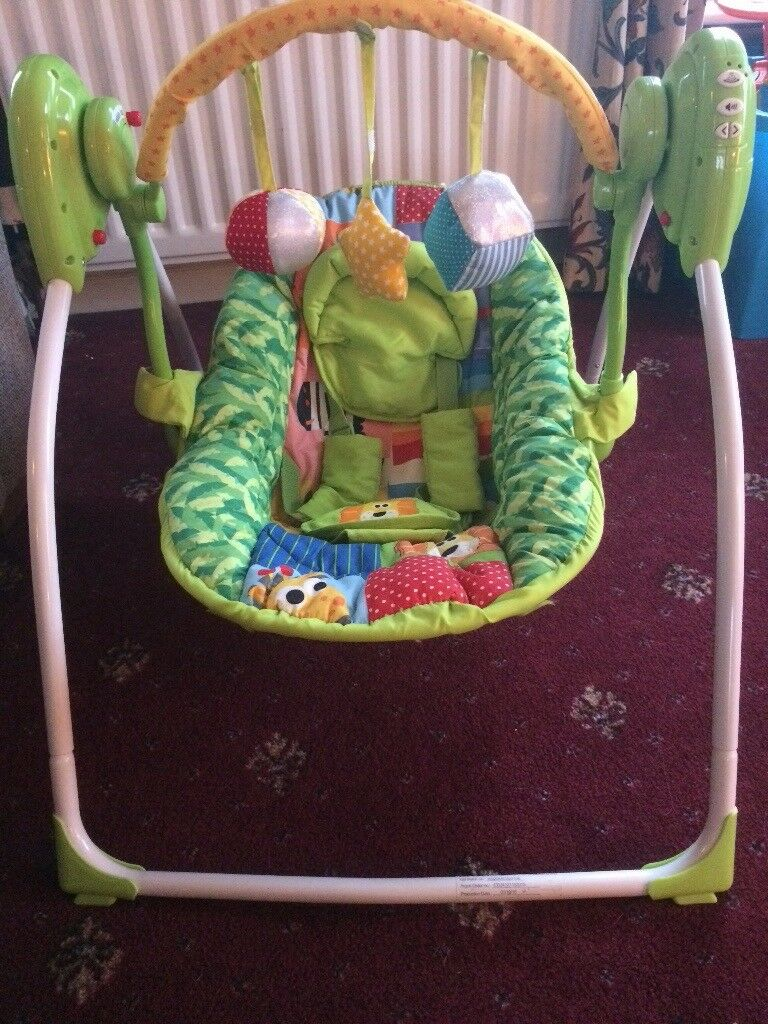 Baby swing chair - in great condition