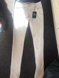 Brand new boohoo slim fit trousers